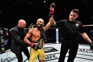 Deveison Figueiredo claims UFC flyweight crown – Video