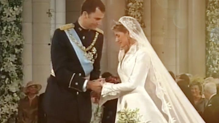 Se cumplen 16 años de la boda de don Felipe y doña Letizia: las anécdotas de un día histórico