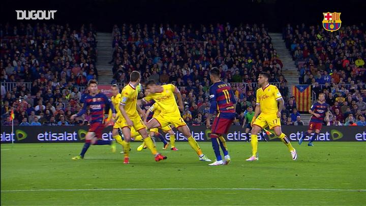 Ronaldinho y Messi: Los jugadores más técnicos del Barça