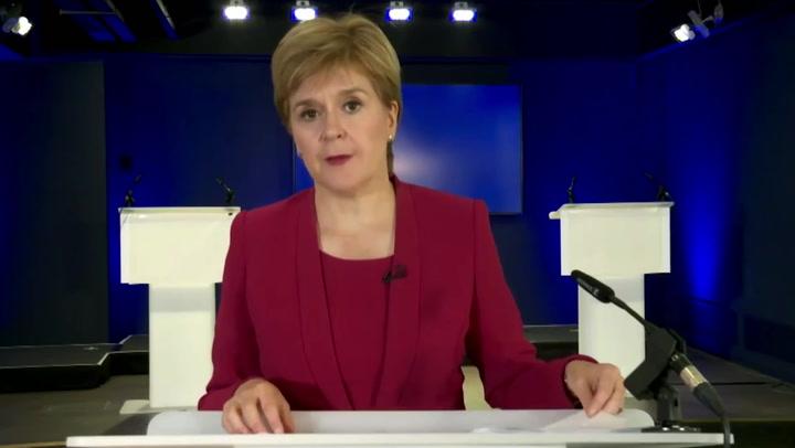 Nicola Sturgeon announces Scotland's 'Freedom Day' for 9 August