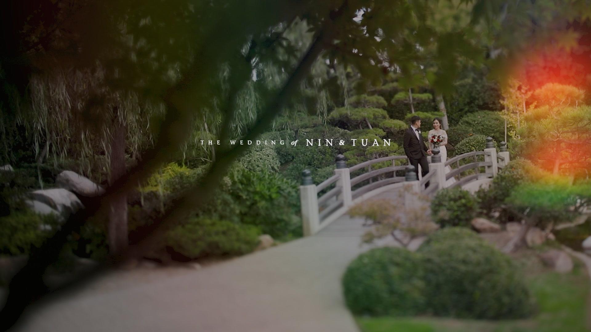 Nin + Tuan | Anaheim, California | Mon Amour Banquet