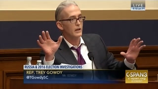 Trey Gowdy's scorched earth Judiciary Committee hearing: 'What in the hell is going on' at the FBI?