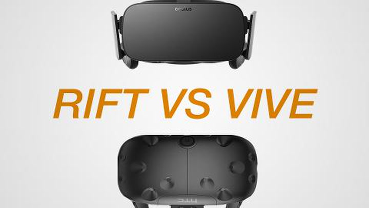 Oculus Rift vs HTC Vive: Which is the best? | Trusted Reviews