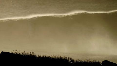 Podría entrar al Guinness por surfear la ola más grande de la historia