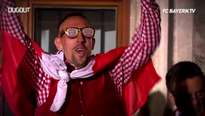 Franck Ribéry Extends Contract to 2019!