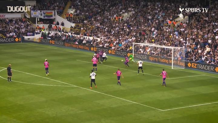 All Harry Kane's 2016-17 Premier League goals