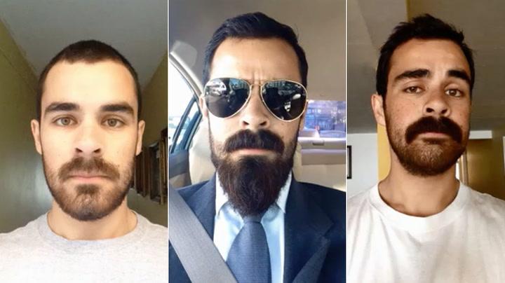Movember er her: Skjegg den forvandlingen!