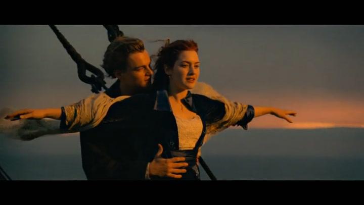 Titanic in 3D - Clip No. 2