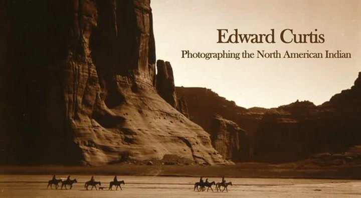 Edward Curtis Epic Project To Photograph Native Americans History