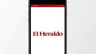 Descarga la app de EL HERALDO e infórmate de lo último en Honduras y el mundo