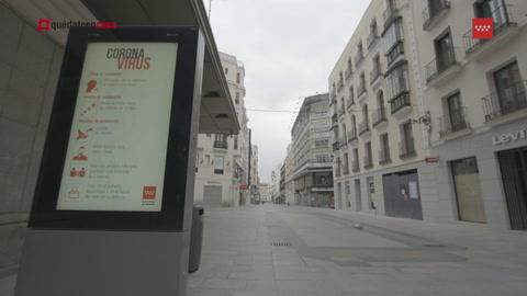 España tuvo más de 900 muertes por coronavirus por segundo día