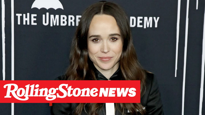 'Juno' Star Elliot Page Comes Out as Transgender   RS News 12/2/20