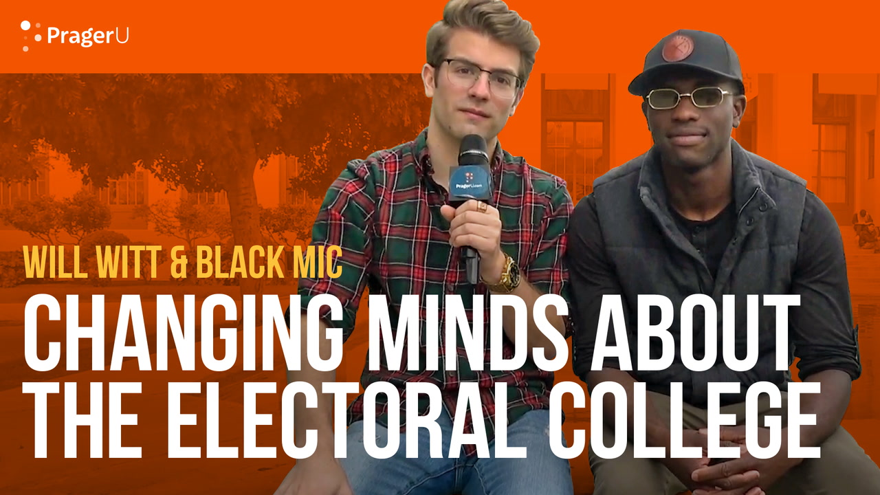 Changing Minds About the Electoral College