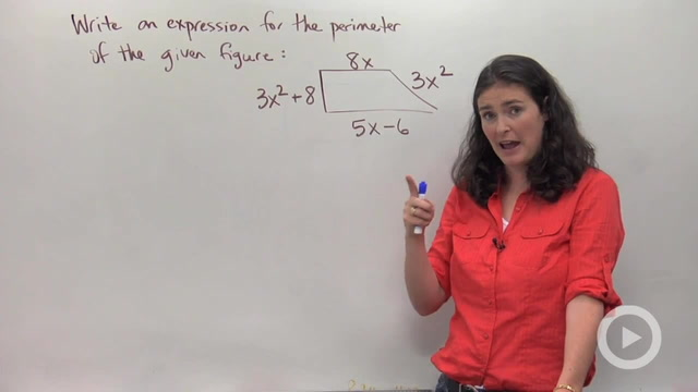 Adding and Subtracting Polynomials - Problem 2