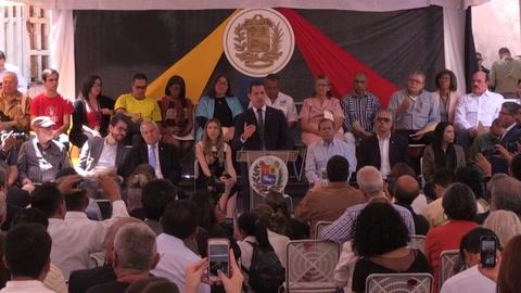 Fiscalía de Venezuela cita a Guaidó por