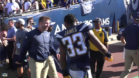 Rams Chargers recap: Rams are just better