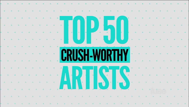 Shows: Top 50 Crush-Worthy: Brendon Urieof Panic! at the Disco BTS