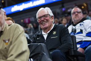 Foley says West Point values have carried over to Golden Knights – VIDEO