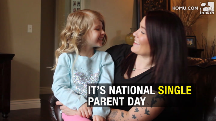National Single Parent Day touches heart of local mom