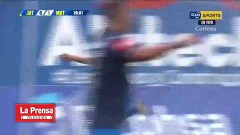 Juticalpa 2-3 Motagua (Liga Nacional)