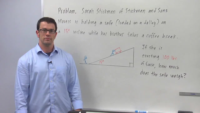 Components of a Force - Problem 3