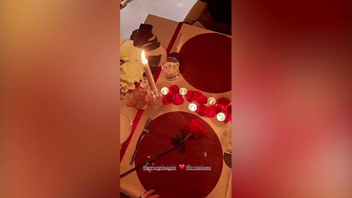 La sorpresa más romántica de Cristiano a Georgina por su cumpleaños