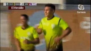 Real de Minas vence 2-0 al CD Vida en el Marcelo Tínoco