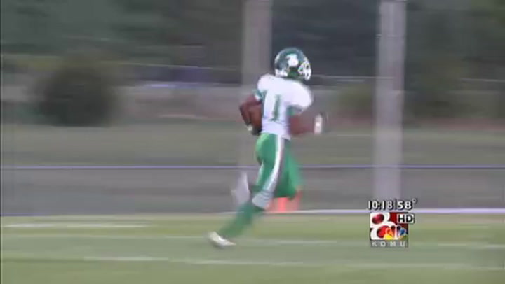 Blair Oaks at Hallsville FNF Week Three