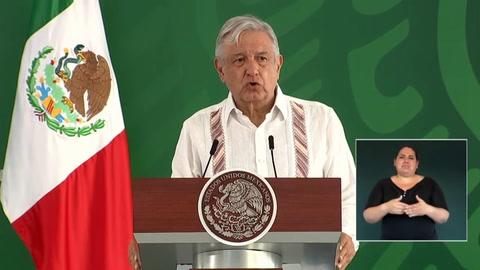 López Obrador compara