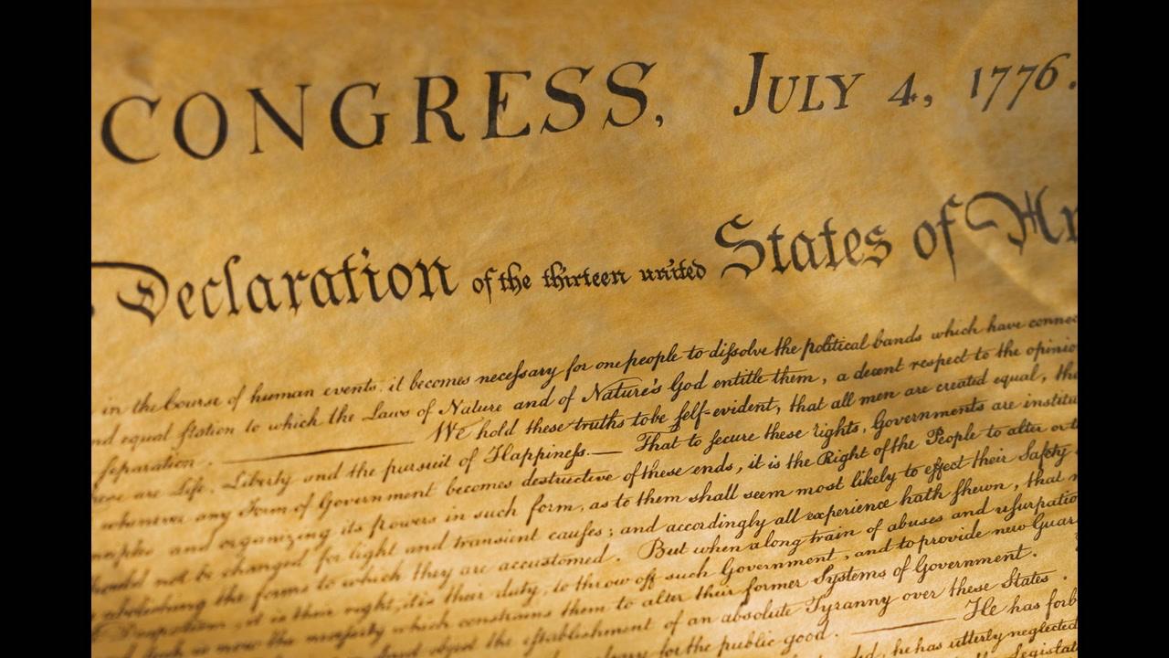 <em>L'ABC de la politique américaine #26</em>: la déclaration d'indépendance [VIDÉO]