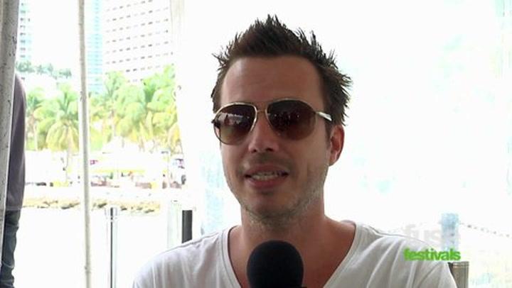 Festivals: Ultra: Ultra Music Fest Sander Vandoorn