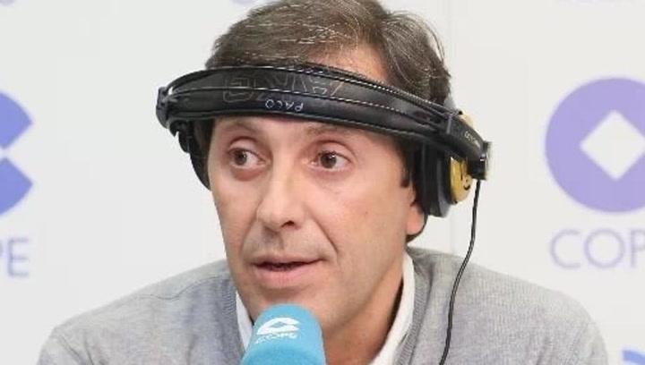 "Paco González estalla contra la SER: ""A mamar"""