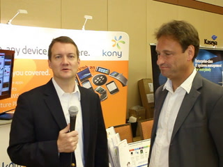 Kony explains its mobile application platform