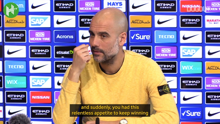 Pep Guardiola on Johan Cruyff's incredible influence