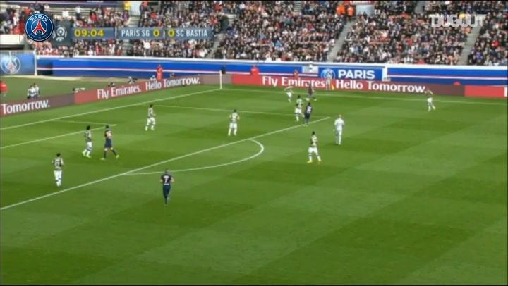 Incredible Goals: Ibrahimovic Vs Bastia