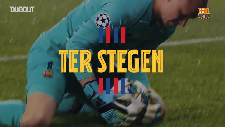 Best Marc-André Ter Stegen Saves in the Champions League 2019