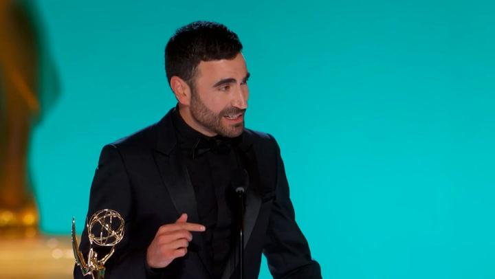 Emmys 2021: Brett Goldstein's expletive-filled acceptance speech