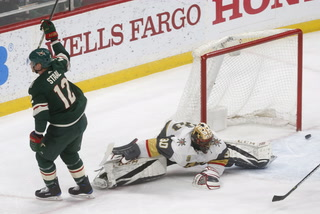 Golden Edge: Wild defeat the Golden Knights 5-2