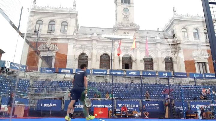 Resumen Octavos de Final (primer turno) Valladolid Master 2019