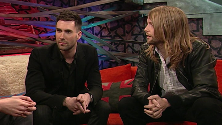 Remember When Adam Levine Called the Charts Total Crap: #TBT
