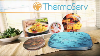 Thermoserv - Plates, Bowls, Platters and serving Trays