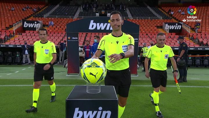 LaLiga (J1): Resumen y goles del Valencia 4-2 Levante