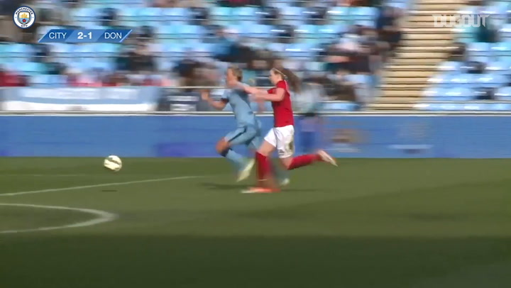 Toni Duggan's Manchester City highlights