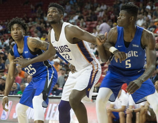 Premier Vegas Sports: Rookies Shine At Summer League