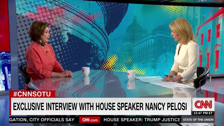 Pelosi: 1/6 Select Committee an 'Option' Because GOP Senators Are 'Afraid of the Truth'