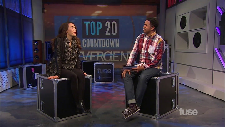 Shows: Top 20:  'Divergent' Star Maggie Q Explains First Tattoo, Reveals Next Tattoo