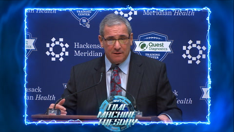 Time Machine Tuesday 2017: Dave Gettleman starts his run as Giants GM