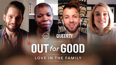 OUT FOR GOOD: Love in the Family