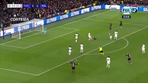 Tottenham 0-1 Leipzig (Champions League)