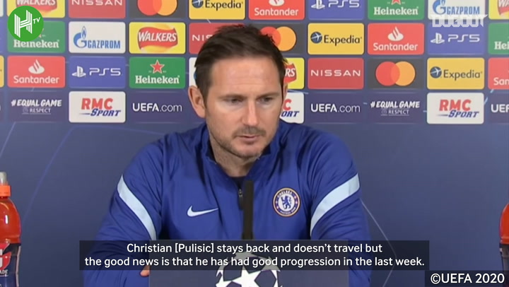 Lampard: 'Giroud is an important part of my squad'